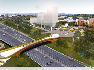 M8 closure heralds a new phase in Sighthill regeneration