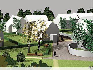 Moray Council give go-ahead to Forres masterplan