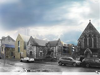 Leftover Leith land lined up for 49 homes