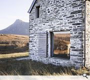 Kyle House, Sutherland by Groves-Raines Architects Studios Ltd for a private client
