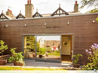 Edwardian Aberdeenshire home given 'pickled' extension