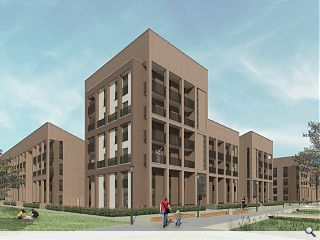 Second wave of Laurieston housing set to break