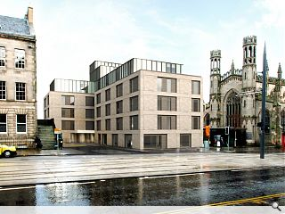 Premier Inn announce plans for fourth new Edinburgh hotel