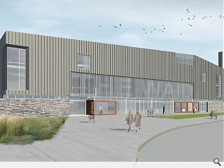 BDP submit Waid Academy for planning