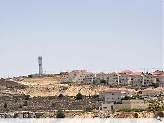 RIAS Council condemn architects role in Israeli settlement building