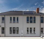 Refurbished House, BRE Innovation Park – Kraft Architecture