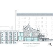 Plans have been circulating for the church since 2005.