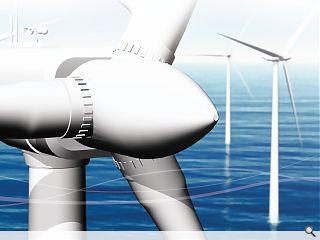 Firth of Forth windfarm plans submitted