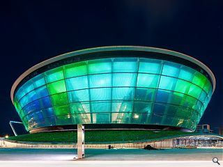 Foster + Partners SSE Hydro officially unveiled