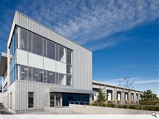 T.A.P showcase Larkhall cold store and office complex