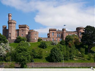 LDN Architects take design lead at Inverness Castle visitor centre