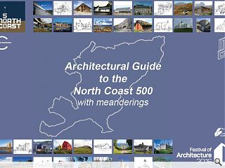 Architectural guide to the Highland coastline launched