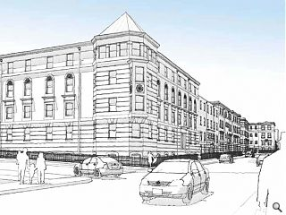 Adam Architecture penned Kelvinside flats plan resubmitted