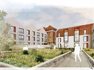 PRS homes to augment Broadford Works masterplan