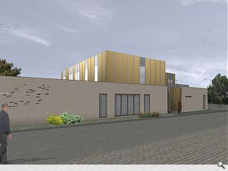 Revised Livingston health centre scheme put in for planning