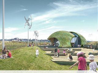 Golfers chip St Andrews visitor centre plan into the rough