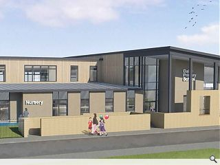 Ayrshire primary school to get underway