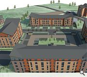 Mast previously helped deliver new housing for Sanctuary at Anderston, Glasgow