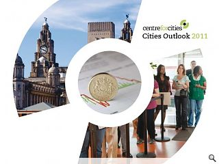 Centre for Cities publishes Cities Outlook 2011