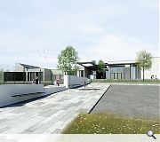 Shared external areas of landscaping can be utilised by surrounding classes