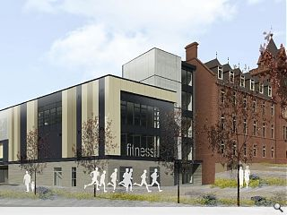 Dumfries Learning Town takes a step closer to reality