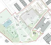 The existing centre will be demolished following completion of the new facilities