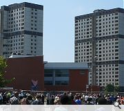 Nearby Norfolk Court is the next Gorbals block in line for the chop