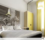 The French hotel operator is giving its rooms a Glaswegian theme