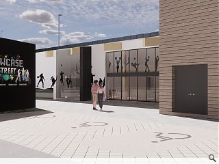 Youth charity embraces sustainability with Arbroath community hub