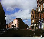Hackland+Dore submit Glasgow student housing plans