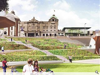 £20m Union Terrace Gardens plan goes out to consultation