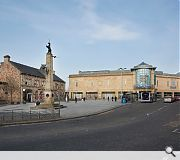 The existing Eastgate Centre fails to meaningfully engage with the surrounding public realm