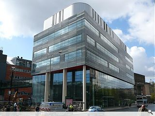 Strathclyde biomedical facility nears completion