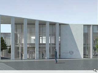 Revised Inverness Justice Centre design brought forward