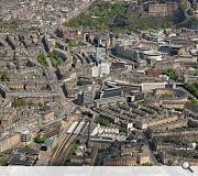 The Haymarket site is one of the last remaining significant gap sites in Edinburgh city centre