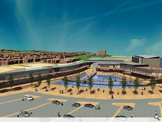 Falconer Chester to masterplan Wirral's New Brighton seafront