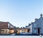 Cairngorms National Park Authority Headquarters, Grantown-on-Spey (£1 m) Moxon Architects Ltd for Seafield Estate