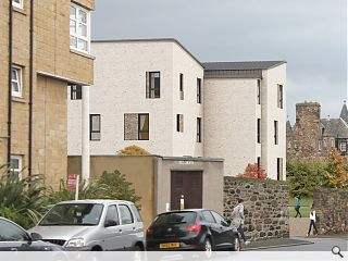 Craigentinny House sets the scene for 59 affordable homes