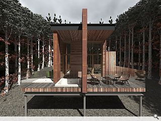Controversial Cairngorm cabins win approval