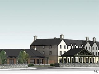 Highland hotel & retail 'village' planned for Tomatin
