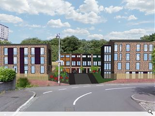 Broomlea School housing plan submitted