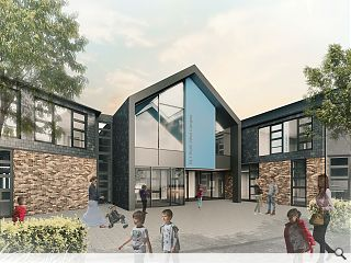 £34m Dumfries schools campus to move on-site