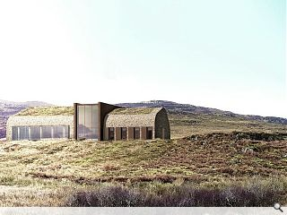 Glamping pods cater for Skye tourism boom