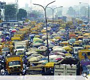 Lagos is the second fastest growing city in Africa
