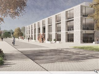 Virtual consultation launched for major Stirling masterplan