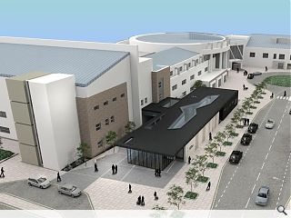 Mansell commence work on Rowling Neurology Clinic