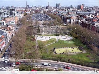 Graeme Massie & Sutherland Hussey Harris jointly shortlisted for Antwerp public square