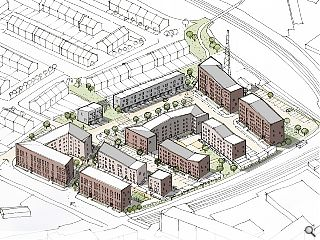 O'DonnellBrown forge ahead with 206 Pollokshields homes