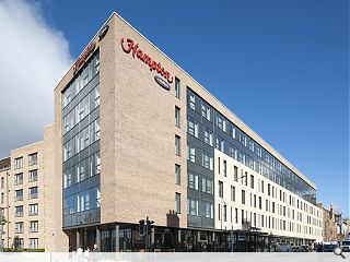 Hampton by Hilton take possession of Fountainbridge hotel