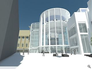 Buchanan Galleries rotunda out of step with public opinion